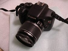 Canon EOS T2i 550D 18MP Digital SLR Camera +18-55mm IS & 75-300mm III Lens