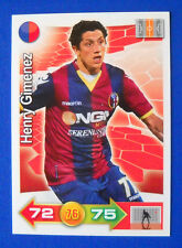CARD CALCIATORI PANINI ADRENALYN 2011/12 - N. 29 - GIMENEZ - BOLOGNA - new