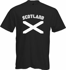 SCOTLAND T Shirt - Scottish, Flag, St Andrew, Patriotic, Independance, Quality