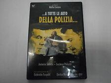 A TUTTE LE AUTO DELLA POLIZIA -FILM IN DVD ORIGINALE -visita COMPRO FUMETTI SHOP