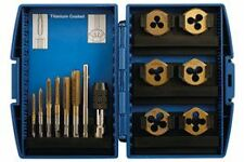 WHILE STOCKS LAST!! Laser 4026 Tap and Die Set 13 Piece