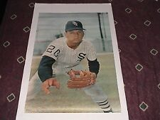 Vintage Original 1968 Joe Horlen 'Sports Illustrated' Poster MLB Whitesox