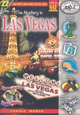 The Mystery in Las Vegas by Carole Marsh (Paperback)