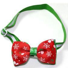 Dog Cat Pet Bow Tie Adjustable Necktie Collar Clothes Bow Tie Cool