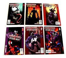 Marvel Comics ULTIMATE SPIDERMAN 33-38  1st Ultimate VENOM full story arc