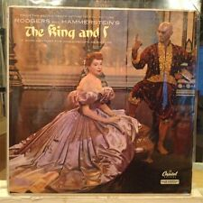 """{OST}~EXC/VG+ LP~""""The KING AND I""""~[Rodgers & Hammerstein]~[OST]~{BUY 1 GET 5 FRE"""