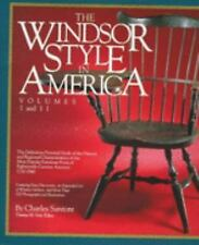 The Windsor Style in America: The Definitive Pictorial Study of the History and
