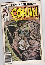 MARVEL COMICS CONAN THE BARBARIAN ANNUAL #10
