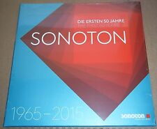The First 50 Years SONOTON 1965-2015 SEALED
