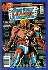 JUSTICE LEAGUE OF AMERICA # 245  DC Comics 1985  (fn) Crisis Crossover