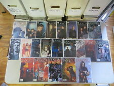 ANGEL 25 ISSUE COMIC LOT DARK HORSE 1-15, IDW 1-5 OLD FRIENDS BUFFY VAMPIRE