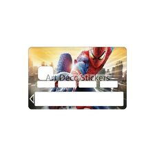 Stickers Autocollant Carte bancaire - Skin - CB Spiderman 1142 1142