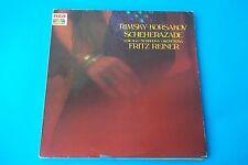 Rimsky Korsakov,lp scheherazade, Chicago Symphony Orchestra Dir. Ftritz Reiner