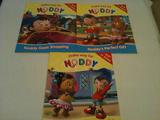 3 Make Way for Noddy Books.
