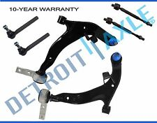 Brand NEW 6pc Complete Front Suspension Kit for 2003-2004 Nissan Murano