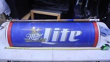 MILLER LITE POOL TABLE LIGHT