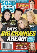 Days of Our Lives, Daytime's Sexiest Stars - January 16, 2017 Soap Opera Digest