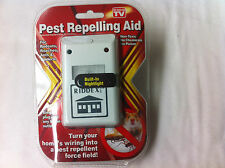 Riddex Plus Pest Repellent for Rodents Roaches Ants Spiders as Seen on TV