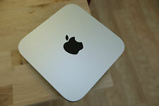 2012 Apple Mac Mini 2.6GHZ QUAD i7 256GB SSD 16GB RAM AppleCare 2017