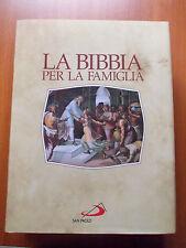 LA BIBBIA PER LA FAMIGLIA 4 - CRONACHE,ESDRA,NEEMIA,TOBIA,GIUDITTA,ESTER