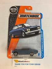 '71 Nissan Skyline 2000 GTX #11 * Dark GREY * Matchbox 2017 * Case E