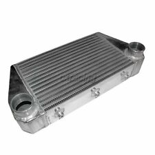 CXRacing Universal Turbo V-Mount Intercooler 21.5x10x3.25 For FD3S RX7
