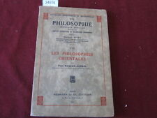 PAUL MASSON ACTUALITES SCIENTIFIQUES ET INDUSTRIELLES 874 PHILOSOPHE ...
