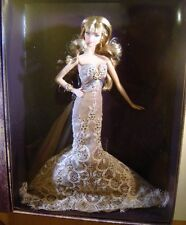 2007 Christabelle Barbie Gold Label Doll NRFB w/Shipper XB700