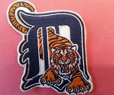 """Detroit Tigers embroidered iron on patch 3. x 2.5"""""""