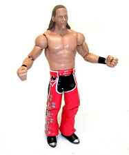 "WWF WWE TNA Wrestling Classic SHAWN MICHAELS 6"" figure, Mattel Series RARE"