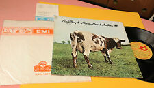 PINK FLOYD LP ATOM HEART.. ORIG KOREA EX TOP TOP RARE EDITION DIFFERENT LABEL IN