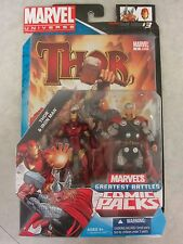 Marvel's Comic Pack Thor Issue 3 Action Figures Thor & Iron Man (2010)