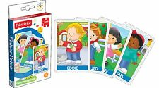 Fisher Price Little People Giant Playing Cards