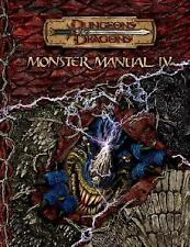 Monster Manual IV (Dungeons & Dragons d20 3.5 Fantasy Roleplaying) (v. 4), Gwend