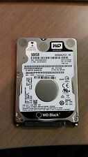 New WD Black 500GB Performance Laptop HDD- 7200 RPM SATA6 32MB Cache WD5000LPLX
