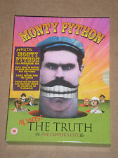MONTY PYTHON - ALMOST THE TRUTH: THE LAWYER'S CUT - BOX 3 DVD COME NUOVO (MINT)