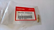 Honda Carburateur Lent Gicleur #42 99103-4400420 TRX250 CRF250 CRF450 CRF150