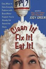 Clean It! Fix It! Do it Fast!: Easy Ways to Solve Everyday Problems with Brand-n