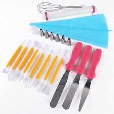 21 Pcs Cake Decorating Equipment Tools Modelling Set - Sugarcraft