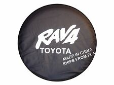 "China Spare Wheel Tire Tyre Cover 28"" For Toyota 97-14 RAV4 SUV ships from FLA"