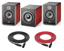Focal Solo6 & Sub6 Studio Monitor Set | Pro Audio LA