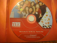 WHAT NOT TO WEAR +TLC Now who's boss? +While You Were  Out EMMY DVD 1EPISODE