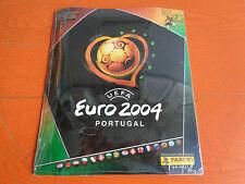 ALBUM FIGURINE PANINI UEFA EURO 2004 EDIZIONE E SPAGNA SIGILLATO SEALED