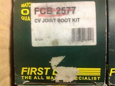 FIRSTLINE CV BOOT TO SUIT ALFA 147 1.6 FIAT BRAVO TIPO UNO FCB2577 SEE LISTING