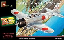 Pegasus Hobbies 1/48 Mitsubishi A6M2 Zero Model 21 # 8409