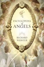 Encyclopedia of Angels by Richard Webster Paperback Book (English)