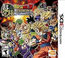 Dragon Ball Z: Extreme Butoden (Nintendo 3DS, 2015) Game Only Tested