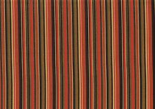Pernnials Fabrics Outdoor Red Brown Gold Acrylic  Drapery  Upholstery