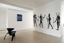 ik997 Wall Decal Sticker gods Egypt anubis seth Satis living bedroom