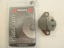 FERODO PASTIGLIE FRENO POSTERIORE per HONDA CRE Baja RR HM 125 4T 2011